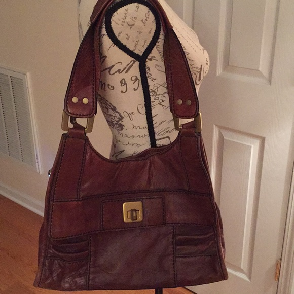 Fossil Handbags - Fossil Fifty four shoulder bag